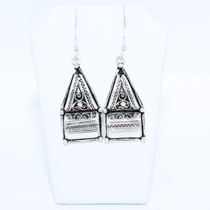 Jewelry - Berber Silver Earrings 🌄